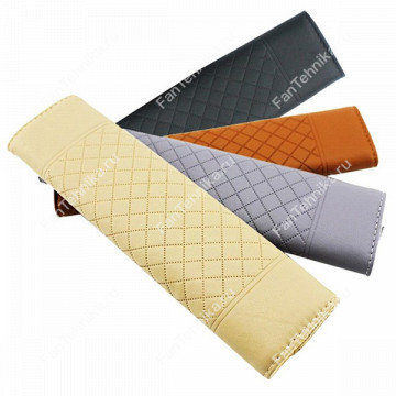 Универсальные накладки на ремни безопасности (2 шт)