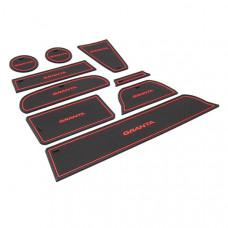 Комплект силиконовых ковриков Lada Granta (9 шт)