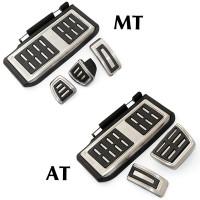 Комплект накладок на педали для VW / Audi / Skoda