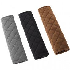 Мягкие накладки на ремень безопасности (2 шт)