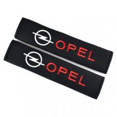 "Накладки на ремень безопасности ""Opel"" (2 шт)"