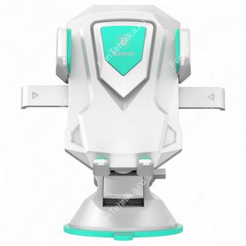 Автомобильный держатель Baseus Robot Car Bracket With Sucker