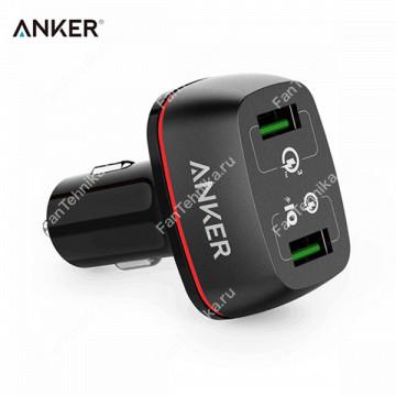 Автомобильное зарядное устройство Anker A2224H11