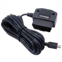 Адаптер питания Micro/Mini USB - OBD-II