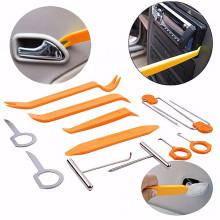 Набор инструментов для снятия обшивки (12 шт)