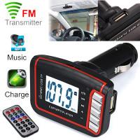 FM-трансмиттер TORSO Микс 928366