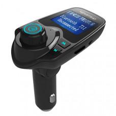 Автомобильный Bluetooth FM-трансмиттер T11
