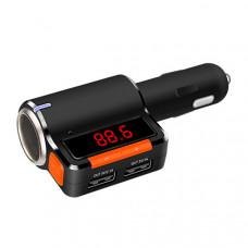 Автомобильный Bluetooth FM-трансмиттер BC09