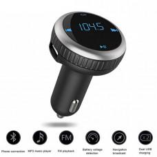 MP3-плеер + FM модулятор с Bluetooth