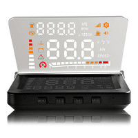 Автомобильный HUD проектор ElaCar WS-20