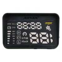 HUD проектор на лобовое стекло AUTOOL X220