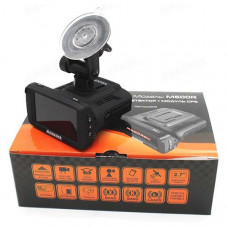 Видеорегистратор 3 в 1 Marubox M600R