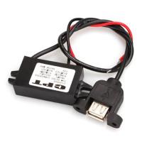 Преобразователь 12В - 5В (с USB разъемом)