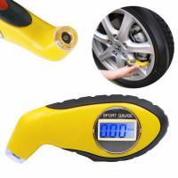 Манометр цифровой для измерения давления в шинах