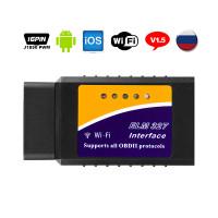 Диагностический адаптер ELM327 OBD-II Wi-Fi