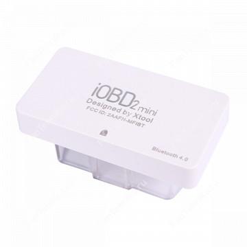 Диагностический адаптер XTool iOBD2 mini Bluetooth 4.0