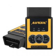 Диагностический адаптер Autool A1 OBD-II