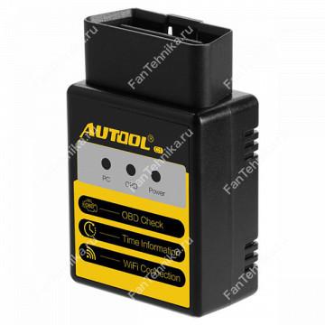 Диагностический адаптер Autool C1 OBD-II Bluetooth/Wi-Fi