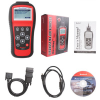 Автомобильный сканер MaxiDiag PRO MD801