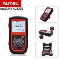 Сканер Autel Autolink AL539 с мультитестером