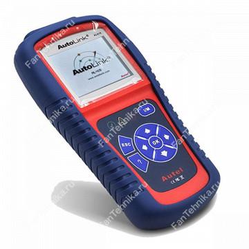 Автомобильный сканер AutoLink AL419 OBD-II