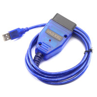 K-line адаптер (VAG COM) 409.1 (чип FTDI)