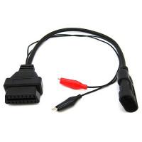 Переходник Fiat/Chery 3 Pin - OBD-II 16 Pin