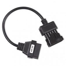 Переходник Opel/Vauxhall 10 pin - OBD-II 16 pin
