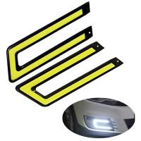 Универсальные дневные ходовые огни U-Style (2 шт)
