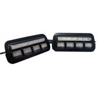 Светодиодные подфарники с ДХО для Лада 4Х4 Нива