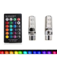 Светодиодные лампы RGB T10 6хSMD5050