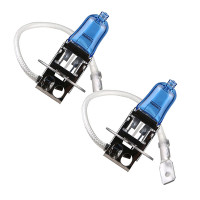 Галогенные лампы Super Bright H3 12В/100Вт (2 шт)