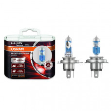 Галогенные лампы Osram Night Breaker Laser H4 (2 шт)