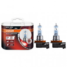 Галогенные лампы Osram Night Breaker Unlimeted H11