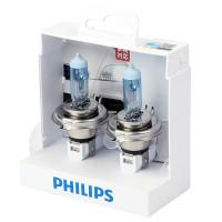 Галогенные лампы Philips White Vision 12В/55Вт