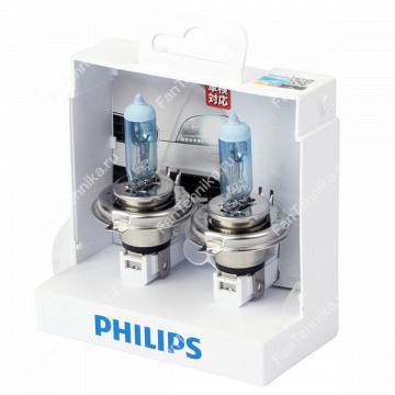 Галогенные лампы Philips White Vision 12В/55Вт (комплект)