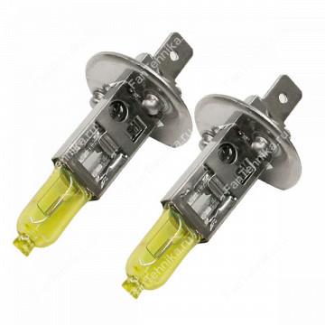 Галогеновые лампы H1 12В/55Вт (2 шт)