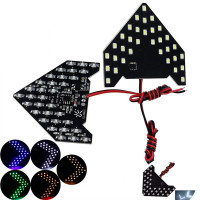 Динамические повторители поворота 33 LED