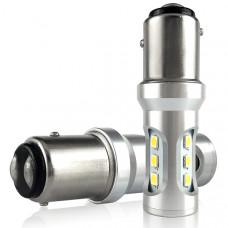 Светодиодные лампы 1157/BAY15D 9xSMD3030 (2 шт)