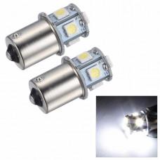 Светодиодные лампы 1156/BA15S 8хSMD5050 (2 шт)