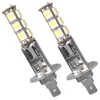 Светодиодные лампы H1 13хSMD5050 (2 шт)