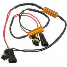 Обманки для светодиодных ламп HB3/HB4 (2 шт)