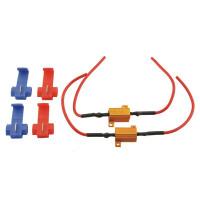 Нагрузочные резисторы 10 Вт/39 Ом (2 шт)