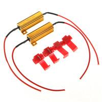 Нагрузочные резисторы 50 Вт/6 Ом (2 шт)