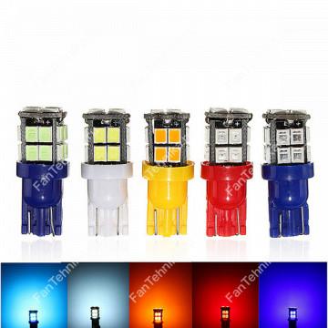 Светодиодные лампы T10 20хSMD 2535 (2 шт)