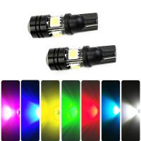 Светодиодные лампы T10 5xSMD5050 (2 шт)