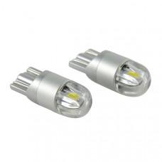 Светодиодные лампы T10 2хSMD3030 (2 шт)