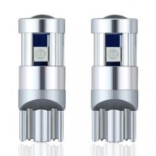 Автомобильные светодиодные лампы Т10 5хSMD3030 (2 шт)