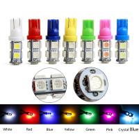 Светодиодные лампы T10 9хSMD 5050 (10 шт)