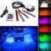 RGB подсветка салона автомобиля (4 модуля)